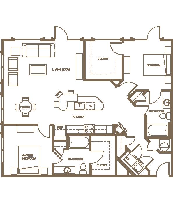 Haven at Avalon Alpharetta GA Apartments Haven Luxury Apartments